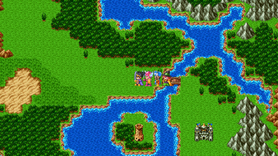 Dragon Quest III: The Seed of Salvation - Screenshot 3 of 3