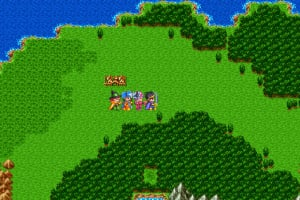 Dragon Quest III: The Seeds of Salvation Screenshot