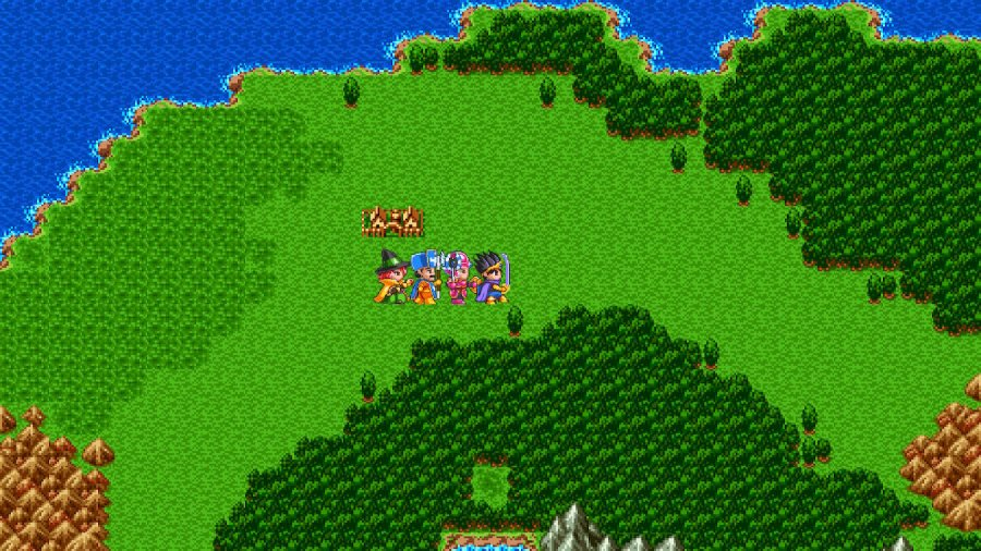 Dragon Quest III: The Seeds of Salvation Review - Screenshot 2 of 3