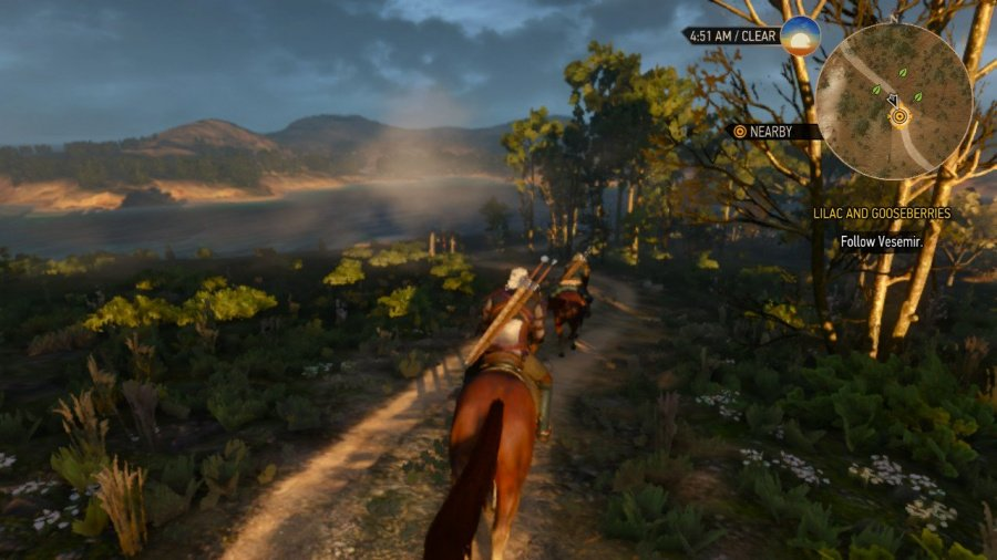 The Witcher 3: Wild Hunt - Complete Edition Review - Screenshot 1 of 5