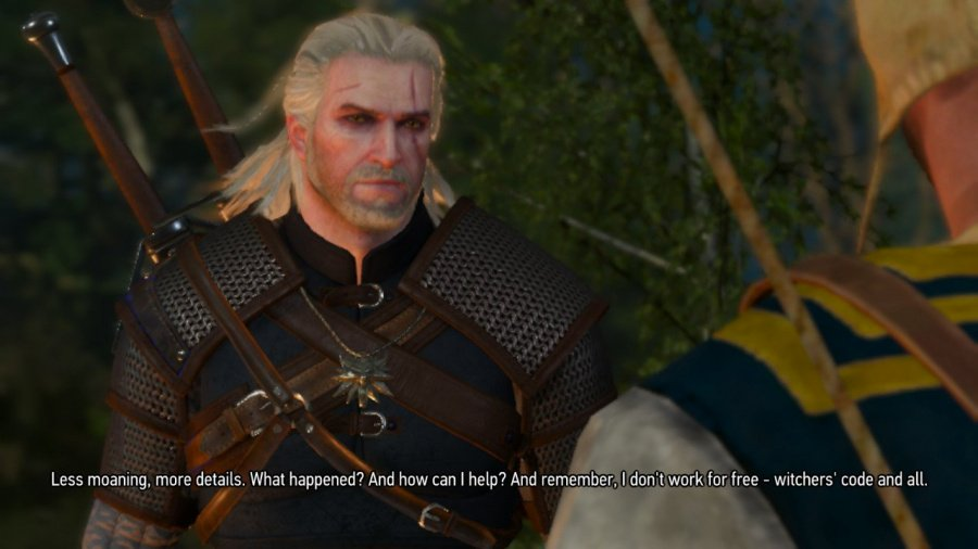 The Witcher 3: Wild Hunt - Complete Edition Review - Screenshot 2 of 5