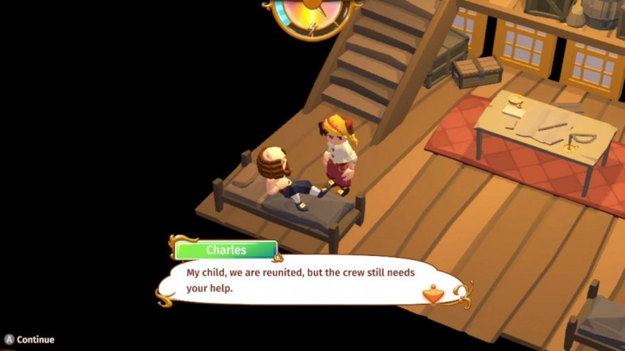 Stranded Sails - Explorers of the Cursed Islands Review - Screenshot 3 of 5
