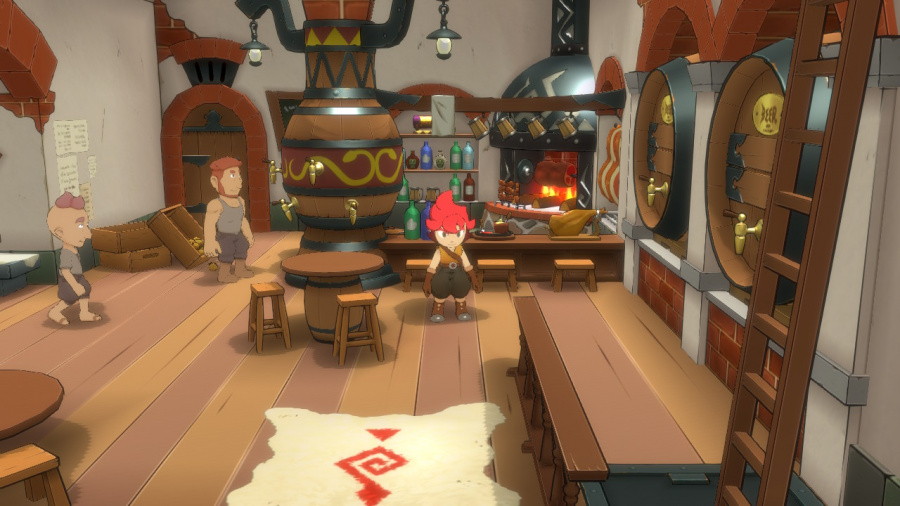 Little Town Hero Review - Screenshot 4 of 7
