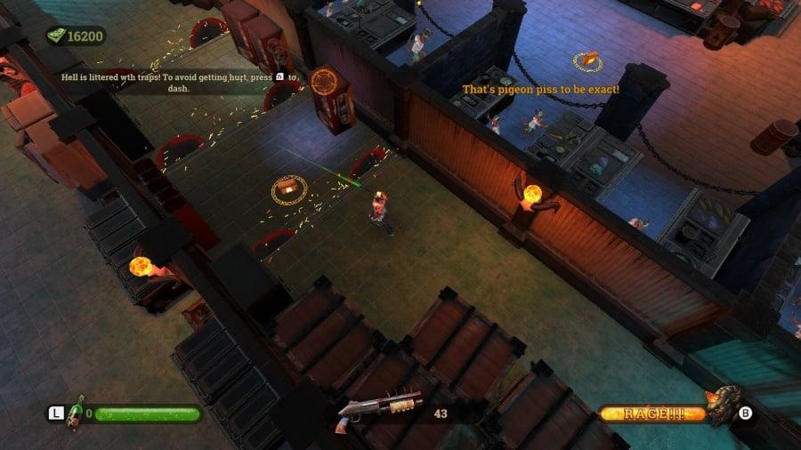 BDSM: Big Drunk Satanic Massacre Review - Screenshot 1 of 7