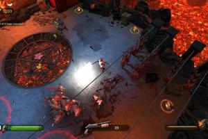 BDSM: Big Drunk Satanic Massacre Screenshot