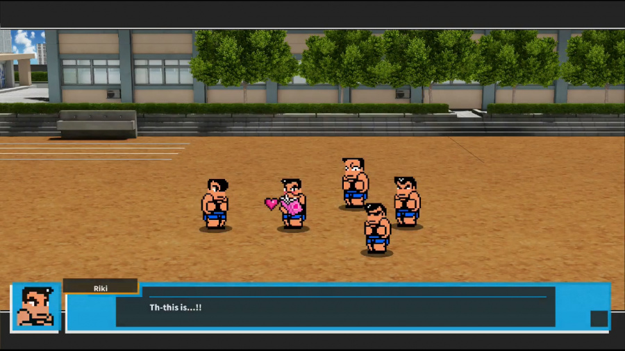 River City Melee Mach!! Review - Screenshot 2 of 4