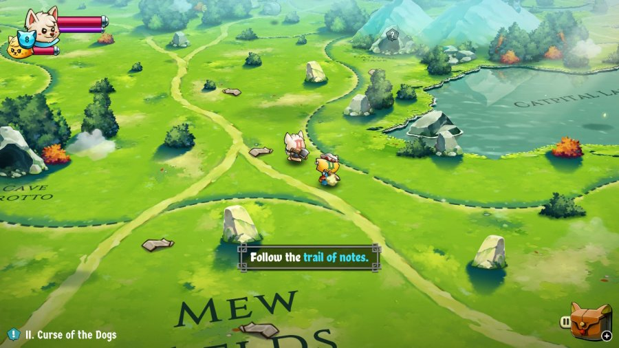 Cat Quest II Review - Screenshot 2 of 5