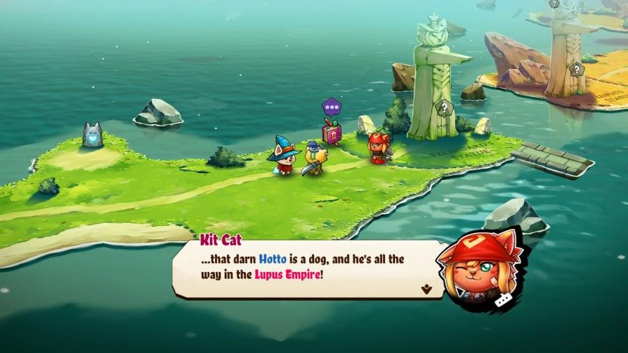 Cat Quest II Review - Screenshot 3 of 5