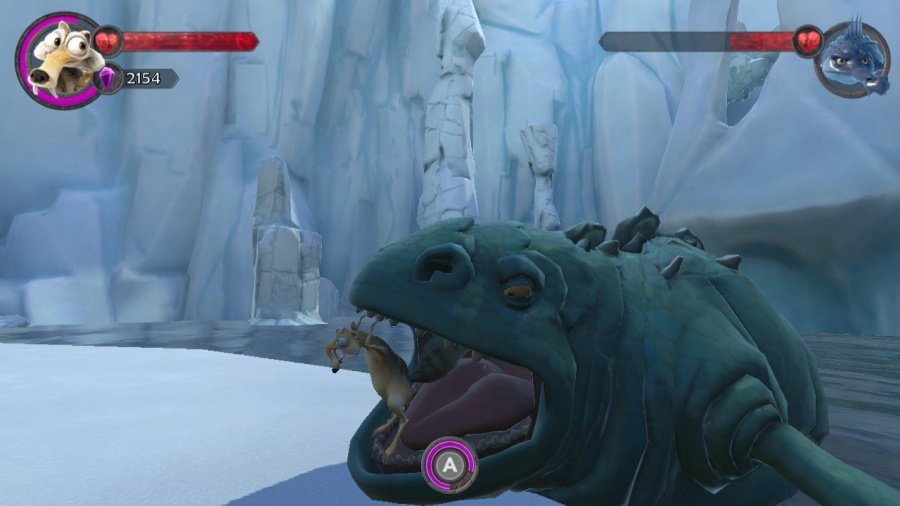 Ice Age: Scrat's Nutty Adventure Review - Screenshot 1 of 3