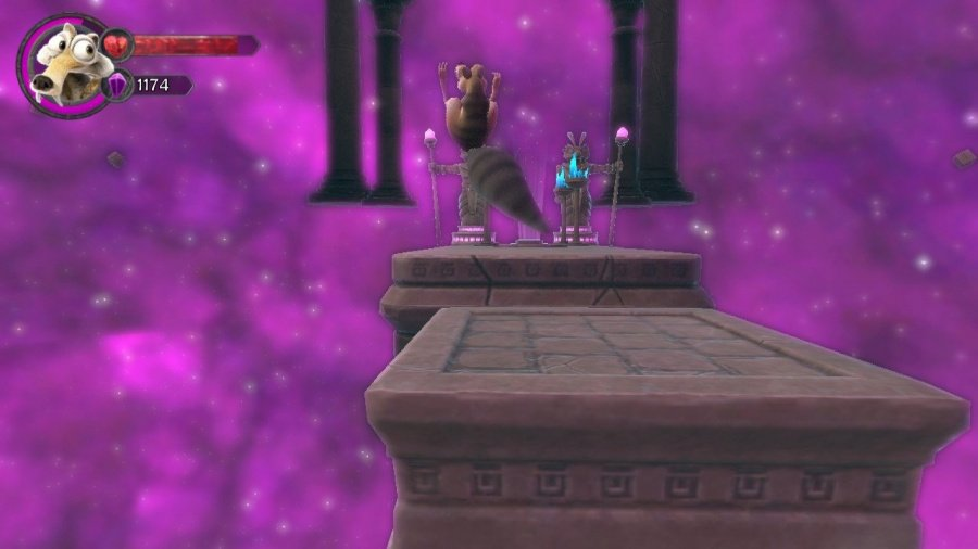 Ice Age: Scrat's Nutty Adventure Review - Screenshot 3 of 3