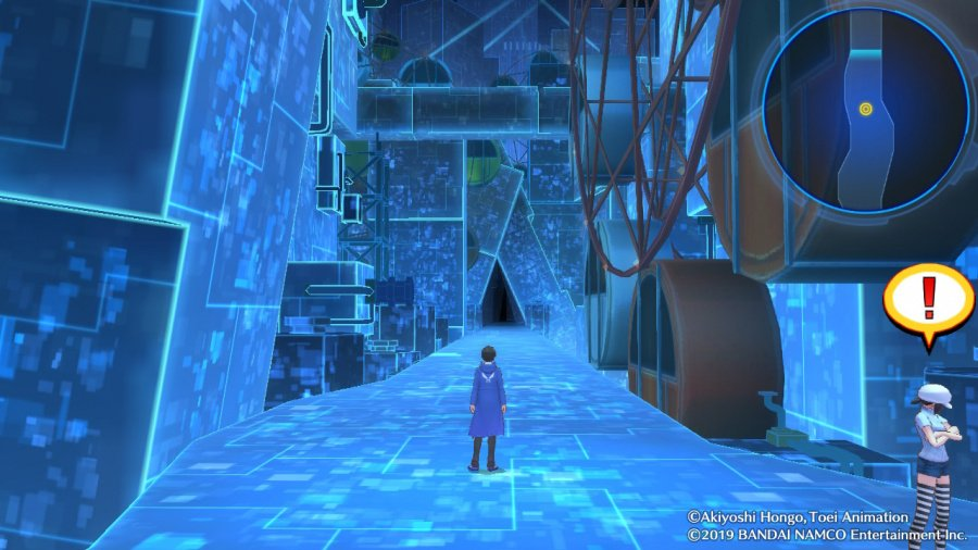 Digimon Story Cyber Sleuth: Complete Edition Review - Screenshot 4 of 4