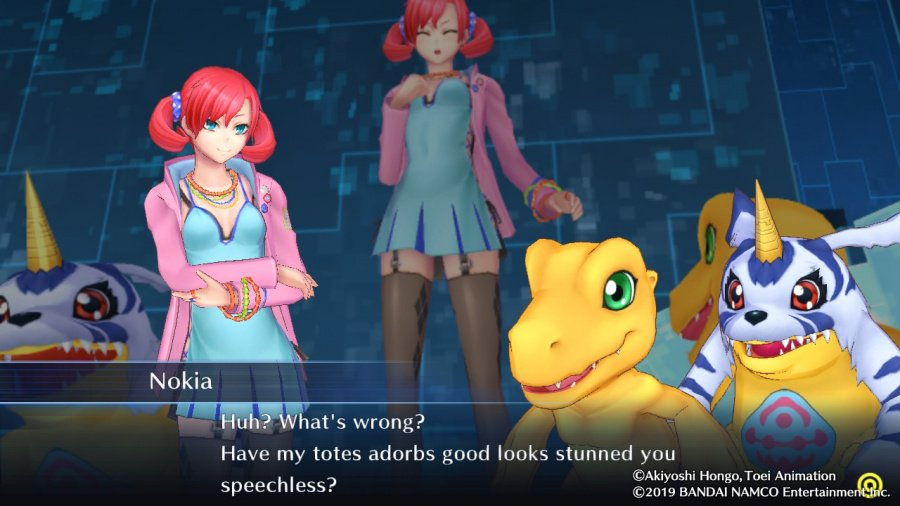 Digimon Story Cyber Sleuth: Complete Edition Review - Screenshot 1 of 4