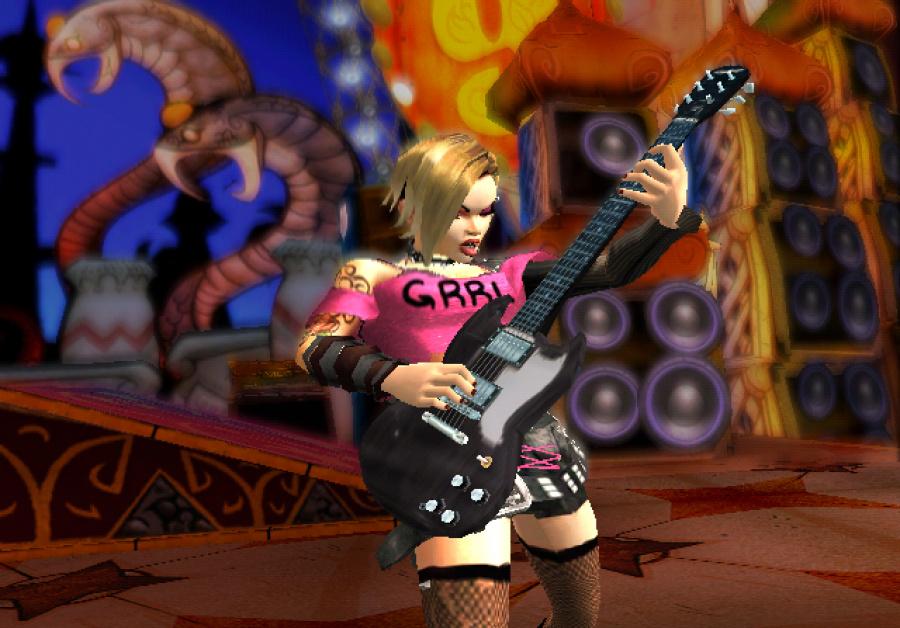 Guitar Hero: Aerosmith Review - Screenshot 4 of 5