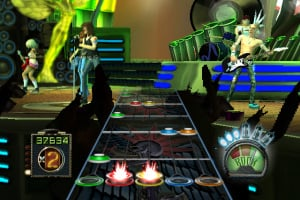 Guitar Hero: Aerosmith Screenshot