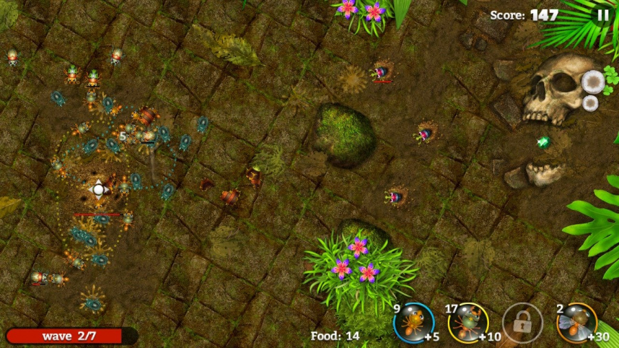 Anthill Review - Screenshot 1 of 3