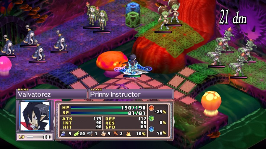 Disgaea 4 Complete+ Review - Screenshot 1 of 6