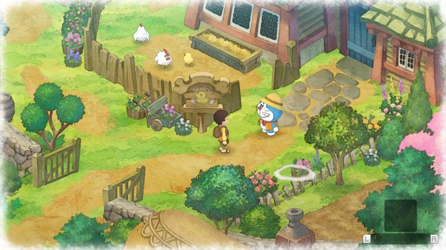 Doraemon: Story of Seasons Review - Screenshot 1 of 4