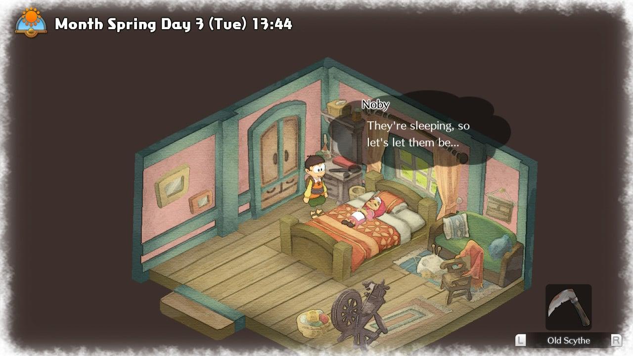Doraemon Story Of Seasons Review Switch Nintendo Life