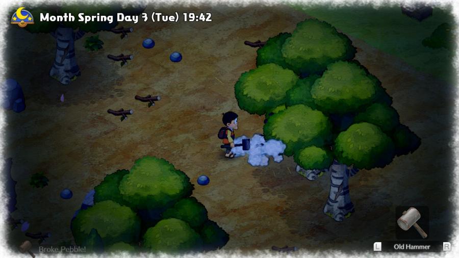 Doraemon: Story of Seasons Review - Screenshot 3 of 4