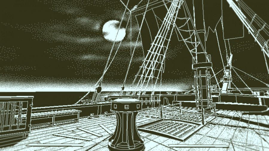 Return of the Obra Dinn Review - Screenshot 1 of 4