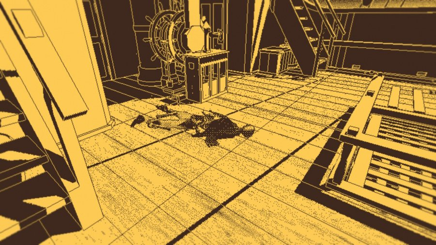 Return of the Obra Dinn Review - Screenshot 4 of 4