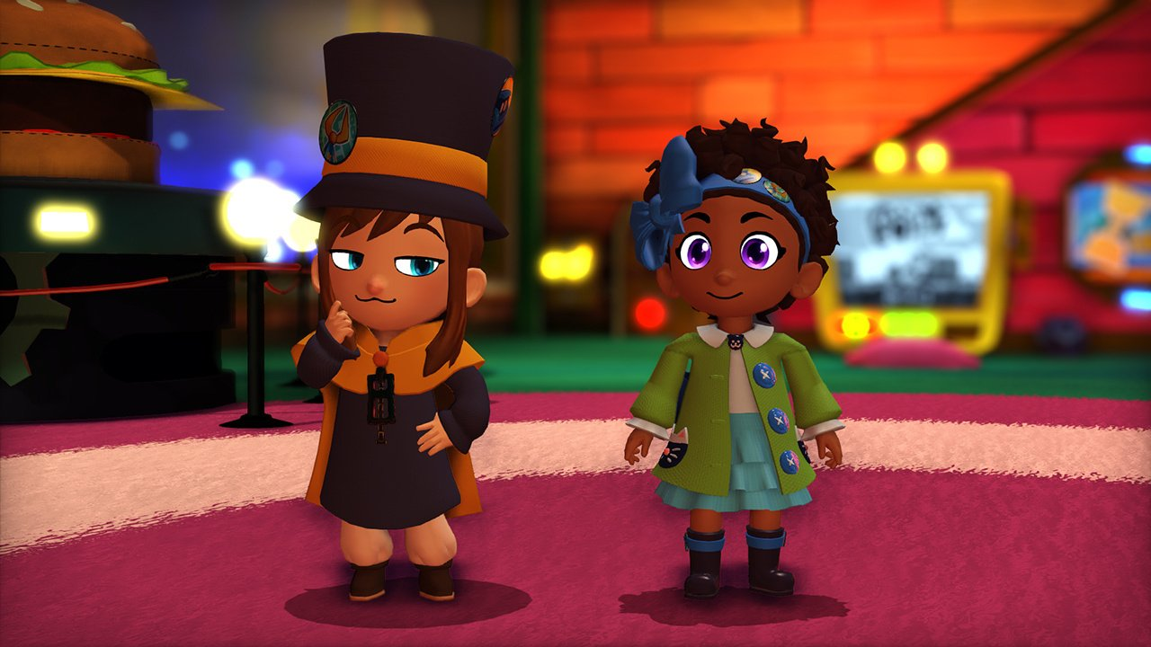 A Hat In Time Nintendo Switch Game Profile News
