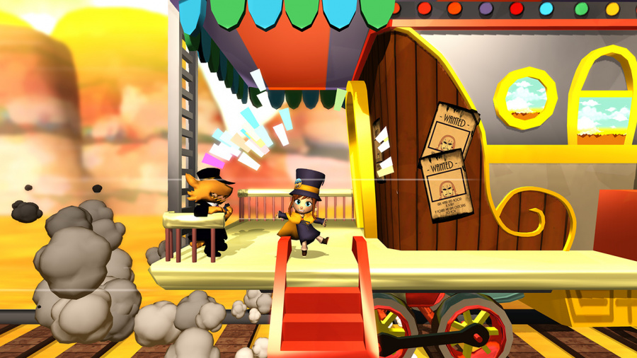 A Hat In Time Review - Screenshot 1 of 6