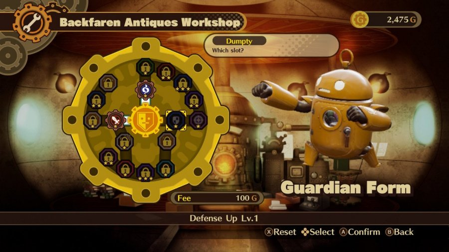 Destiny Connect: Tick-Tock Travelers Review - Screenshot 1 of 5