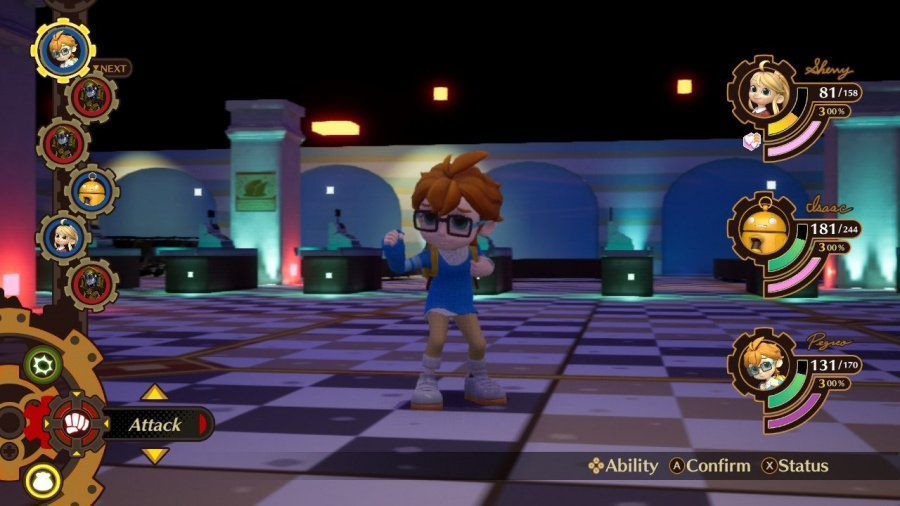 Destiny Connect: Tick-Tock Travelers Review - Screenshot 2 of 5