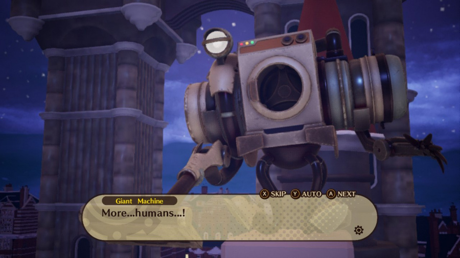 Destiny Connect: Tick-Tock Travelers Review - Screenshot 3 of 5