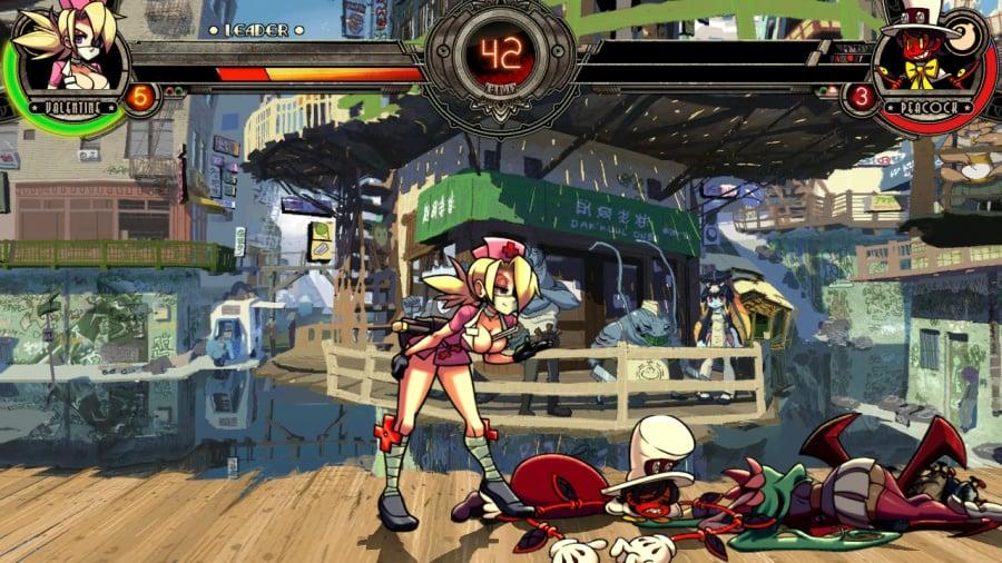 Skullgirls 2nd Encore Review - Captura de pantalla 3 de 4
