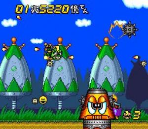 Super Air Zonk: Rockabilly Paradise Review - Screenshot 2 of 2