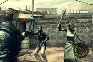 Resident Evil 5 Screenshot