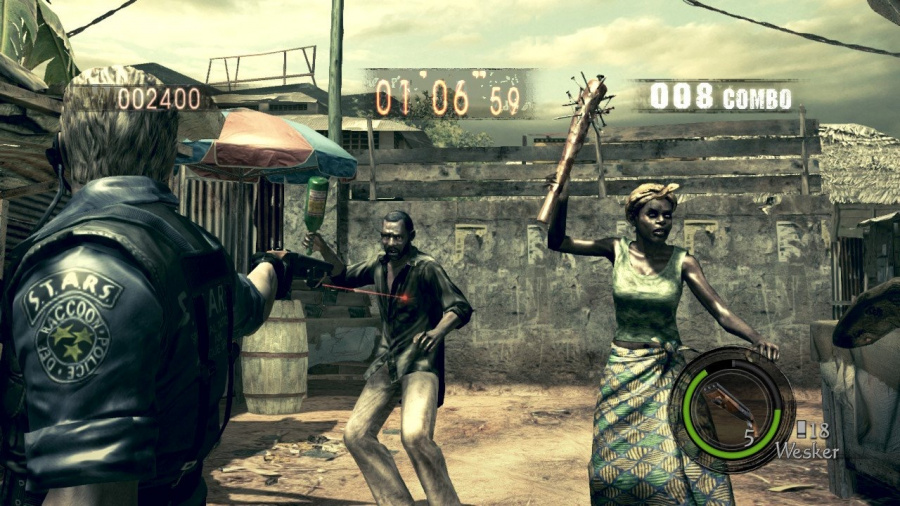 Resident Evil 5 Review - Screenshot 4 of 4