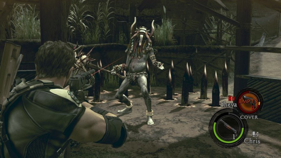Resident Evil 5 Review - Screenshot 3 of 4