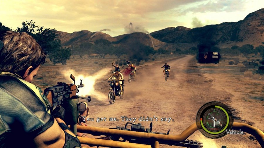 Resident Evil 5 Review - Screenshot 3 of 4