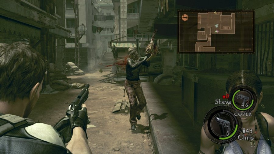 Resident Evil 5 Review - Screenshot 2 of 4