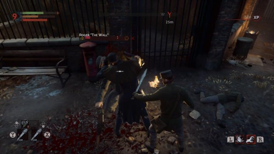 Vampyr Review - Screenshot 3 of 4