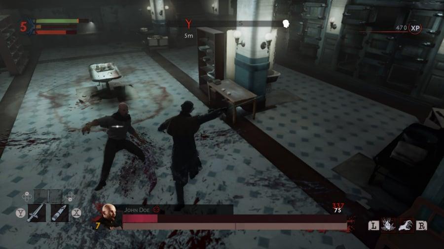 Vampyr Review - Screenshot 1 of 4
