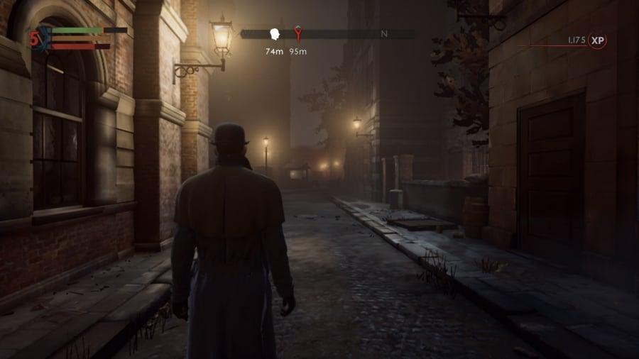 Vampyr Review - Screenshot 2 of 4