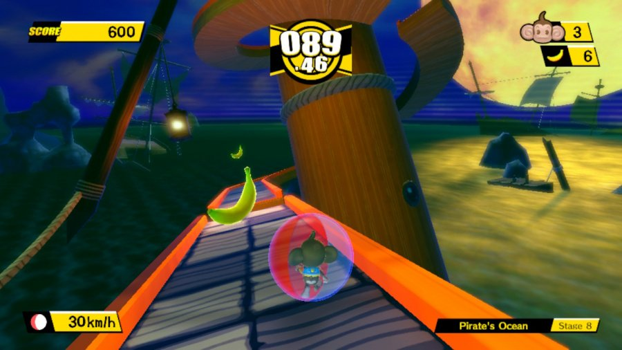 Super Monkey Ball: Banana Blitz HD Review - Screenshot 1 of 4