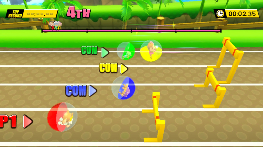 Super Monkey Ball: Banana Blitz HD Review - Screenshot 2 of 5
