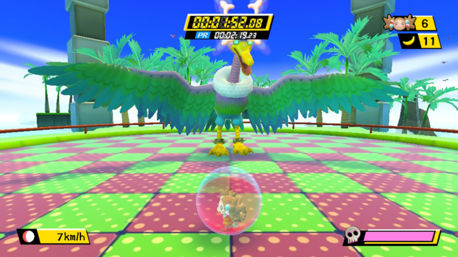 Super Monkey Ball: Banana Blitz HD Review - Screenshot 1 of 5