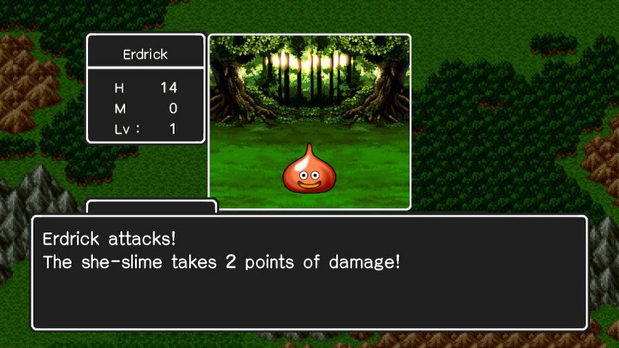 Dragon Quest 1, 2 & 3 Collection Review - Screenshot 1 of 7
