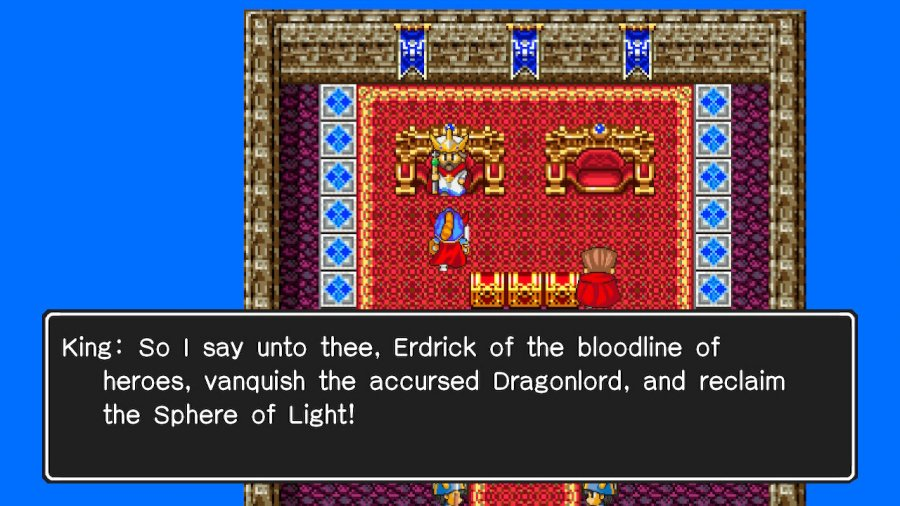Dragon Quest 1, 2 & 3 Collection Review - Screenshot 3 of 7