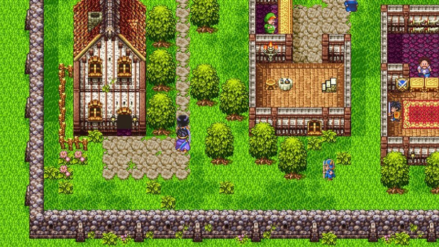 Dragon Quest 1, 2 & 3 Collection Review - Screenshot 4 of 7