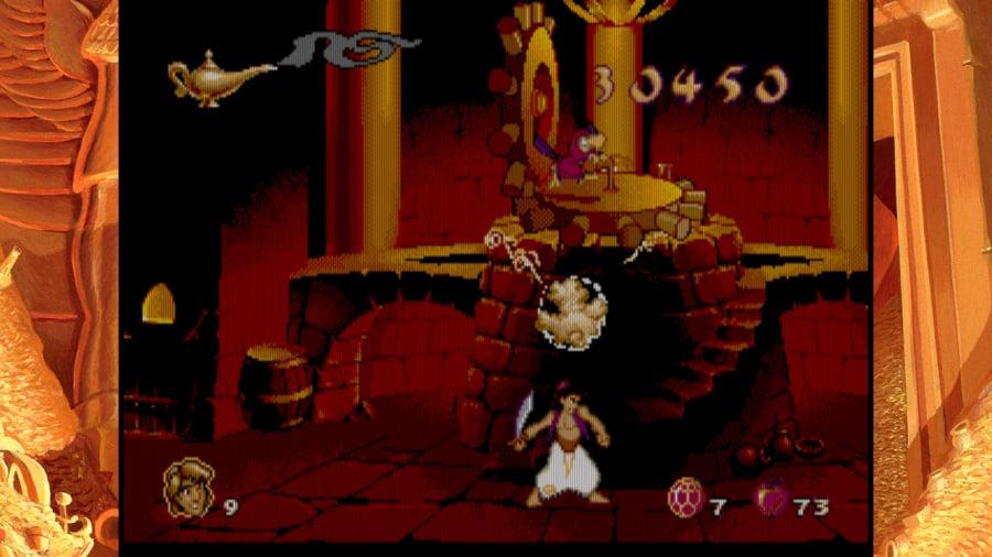Juegos clásicos de Disney: Revisión de Aladdin y el Rey León - Captura de pantalla 3 de 5
