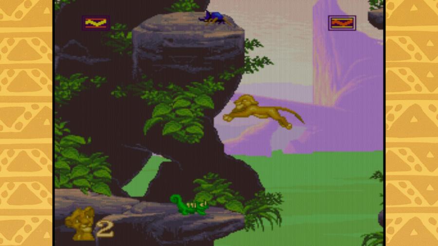 Juegos clásicos de Disney: Revisión de Aladdin y el Rey León - Captura de pantalla 1 de 5