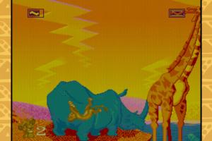 Disney Classic Games: Aladdin And The Lion King Screenshot