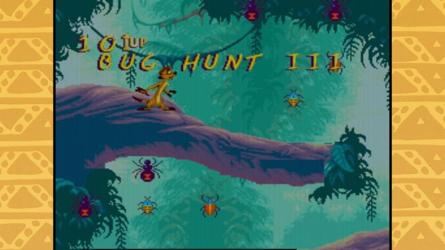 Juegos clásicos de Disney: Revisión de Aladdin y el Rey León - Captura de pantalla 2 de 5